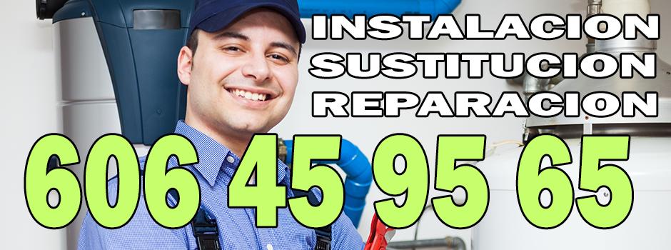 Instalacion reparacion y sustitucion de calderas termos for Reparacion de calderas barcelona